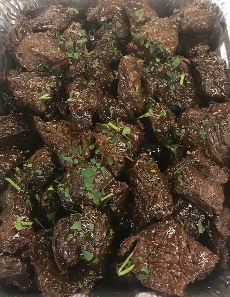 Fasano's Famous Steak Tips